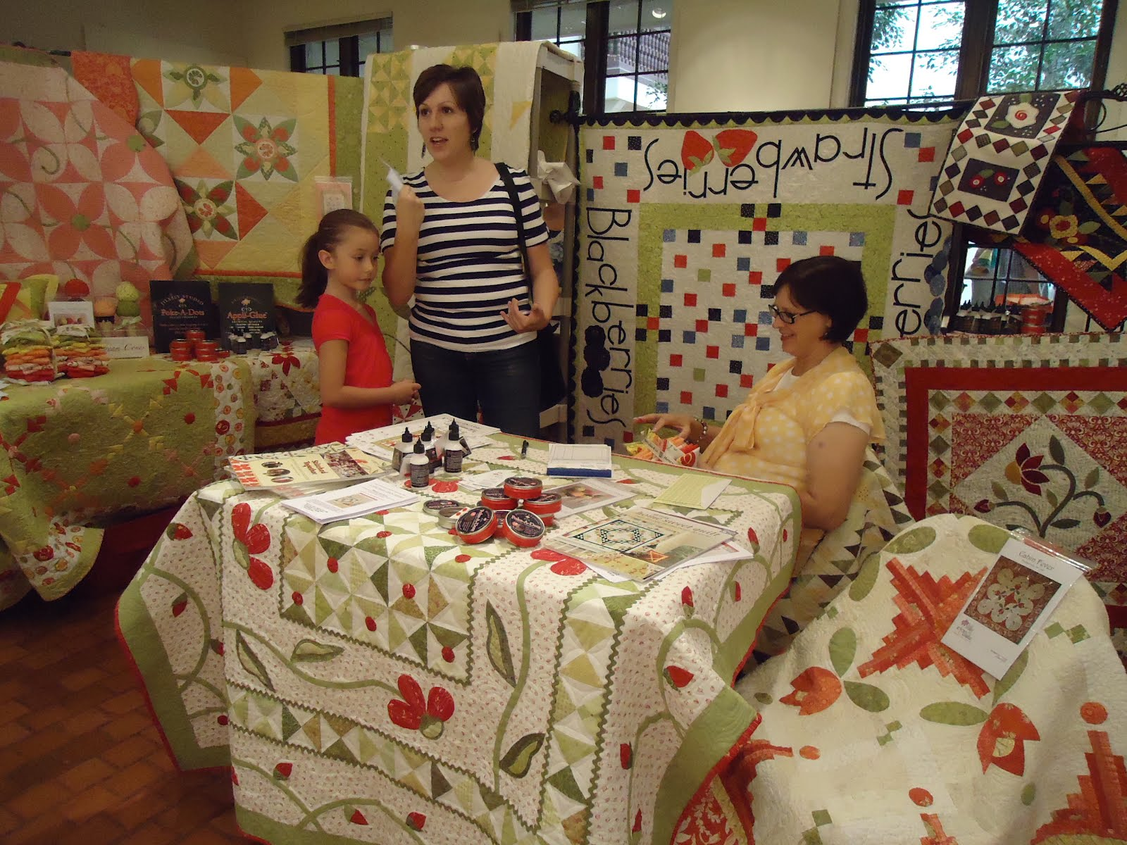 Quilters and their Patterns