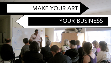 Make Your Art Your Business