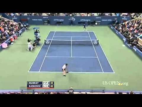Djokovic vs Murray